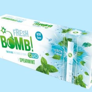 Tubos Fresh Bomb Spearmint