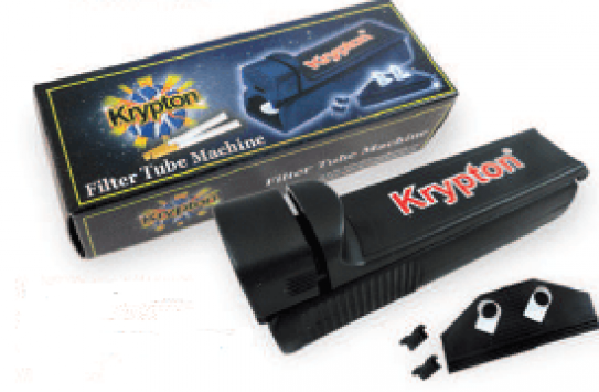 Máquina encher tubos Krypton – 1 tubo